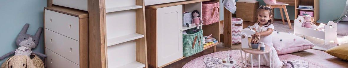 Kids Bunk Beds, Loft Beds, & Mattresses