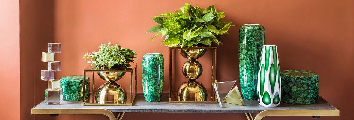 Botanicals & Vases
