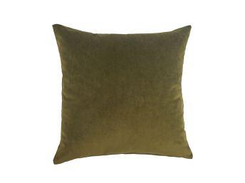 Juniper Green Velvet Cushion Cover