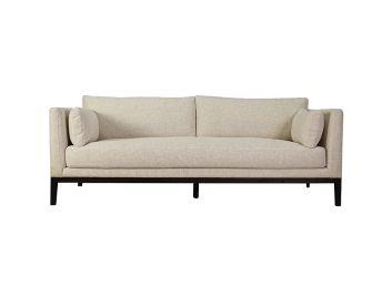 Vancouver 3 Seat Sofa, Alcott Ivory
