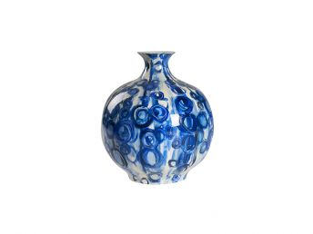 Swirl Ceramic Vase, Large