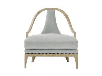 Ava Chair - Lulu Cloud