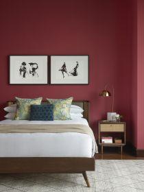Parker Rattan Bed, Queen