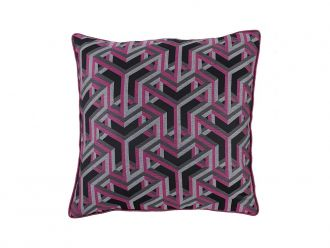 Dade Cushion Cover Pink - Pipe