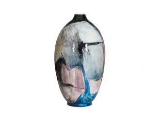 Abstract Motif Vase Zoey