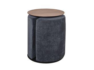 Cora Ottoman Table