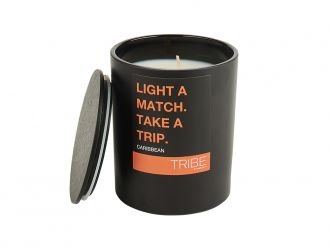 Tribe Travel - Caribbean Scented Candle