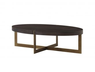 Bryan Oval Coffee Table