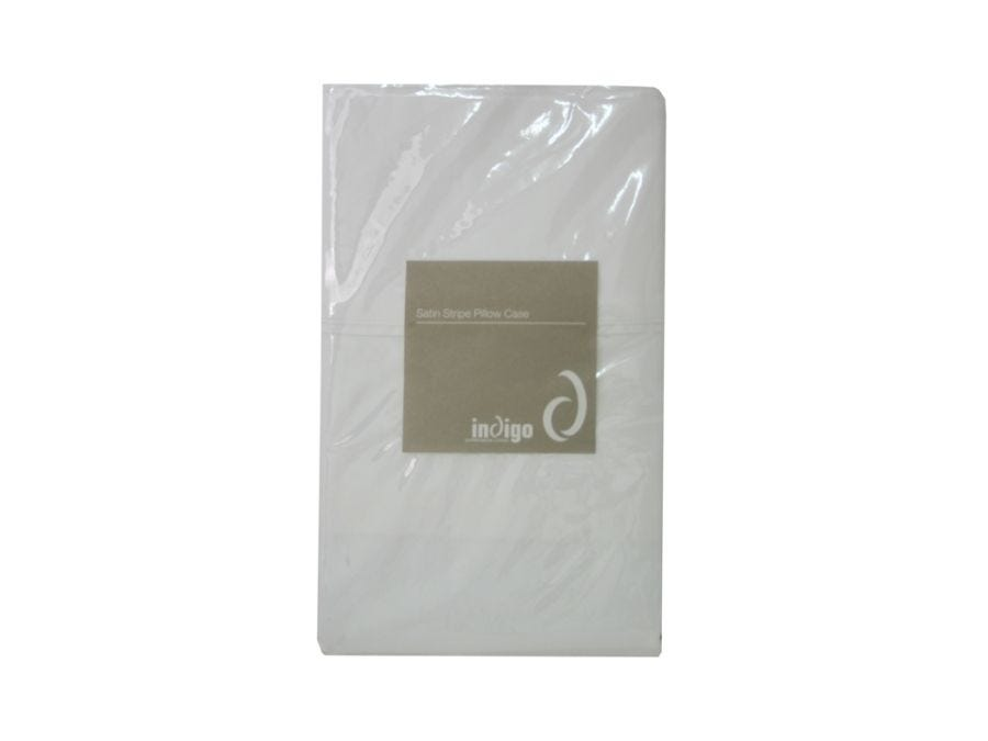 SatinStripe Std PillowCase S/2