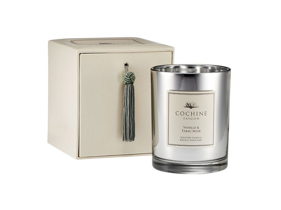Vanille & Tabac Noir Candle