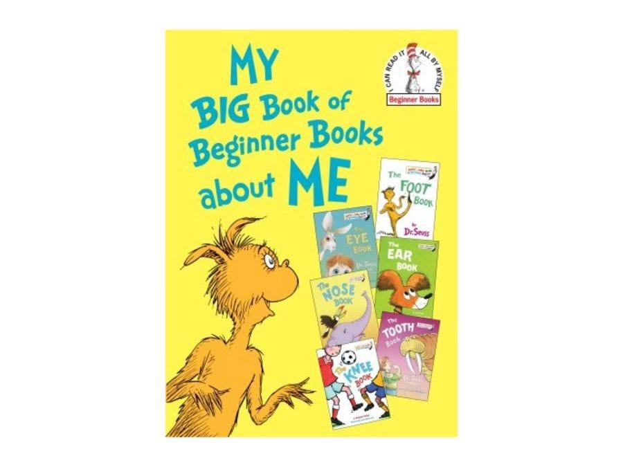 Dr Seuss My Big Book