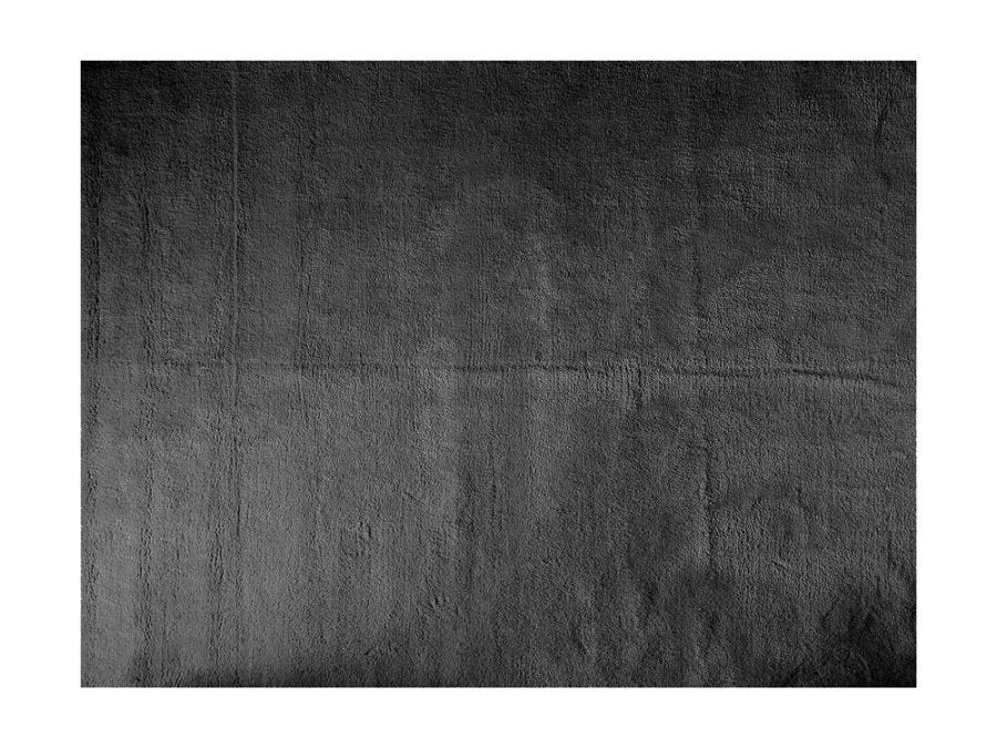 Soft Shaggy Rug, Dark Grey 12x9