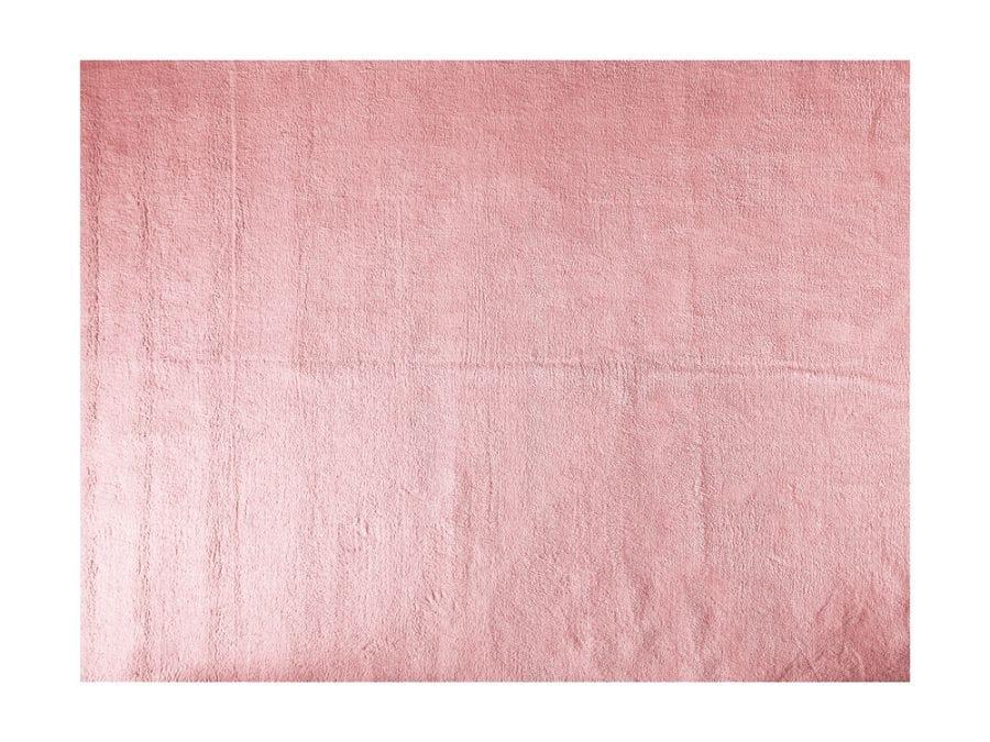 Soft Shaggy Rug Soft Shaggy Pink Rug 4x6