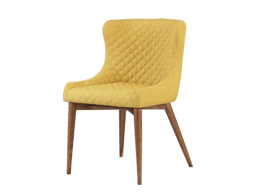 Harlequin Chair, Mustard