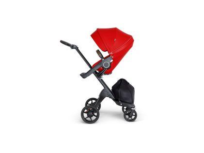 Stroller Seat Textile Set Red
