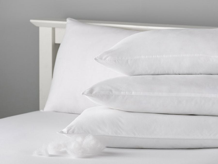 Indigo Anti Allergy Euro Pillow
