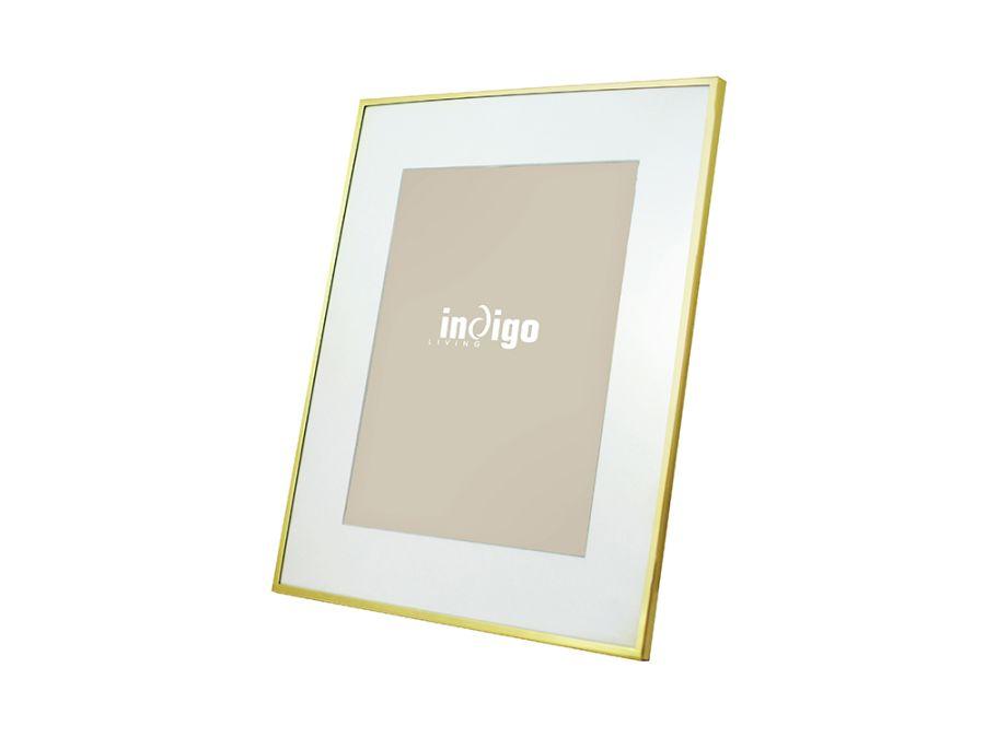 "Chloe Gold Frame 8x10"""
