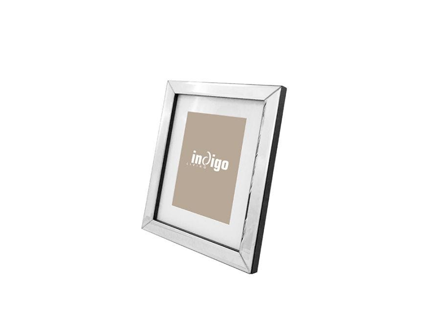 Montague Mirrored Frame 4x6