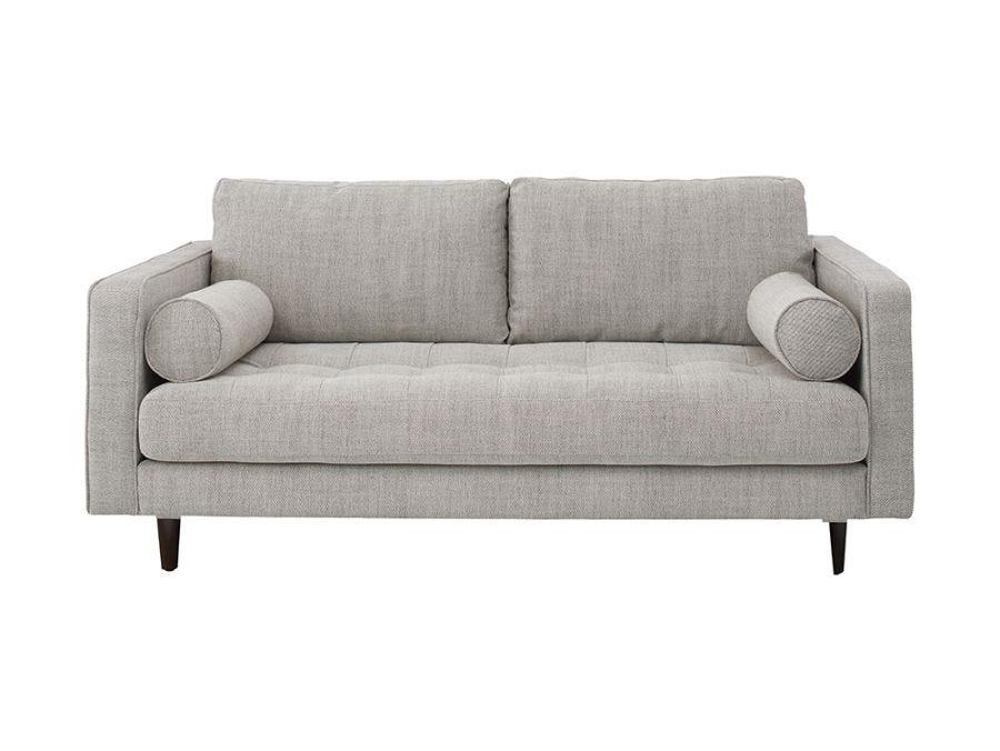 Austin  2.5 Seat Sofa, Light Brown