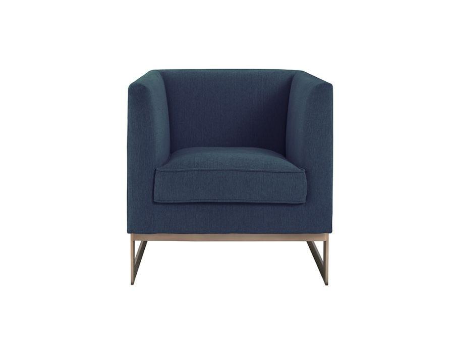 Westminster Armchair, Blue