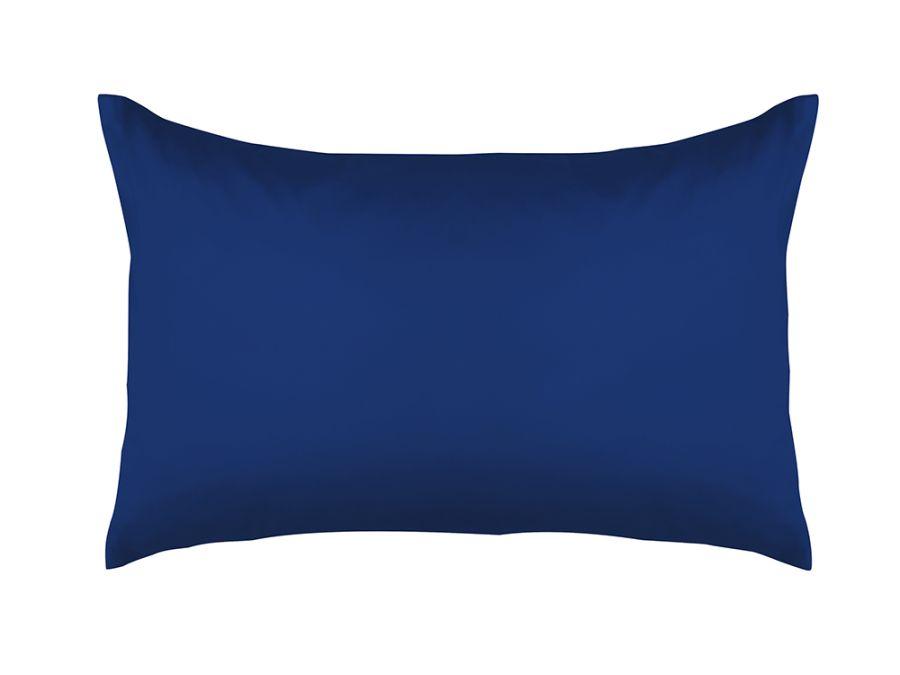 Plain Blue Std Pillow Case S2