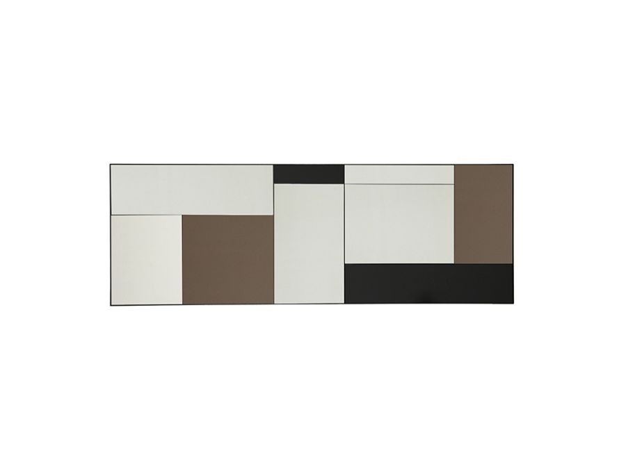 M Floor Mirror Metal Frame