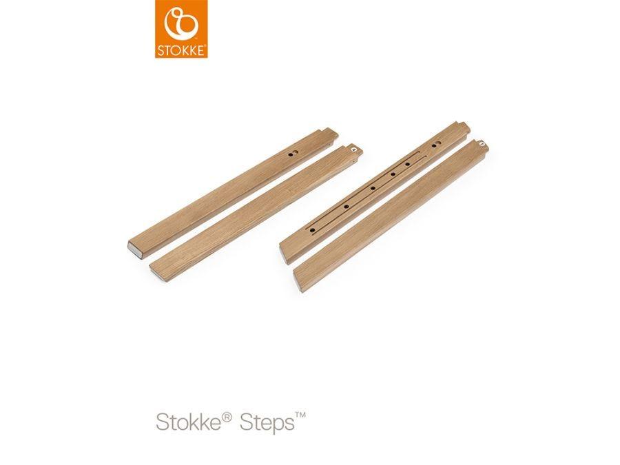 Steps Chair Legs Oak Natural