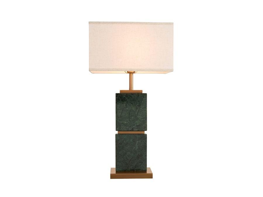 Salerno Green Table Lamp