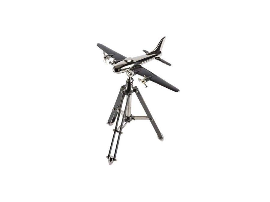 Aero Tripod - Mixed Nickel