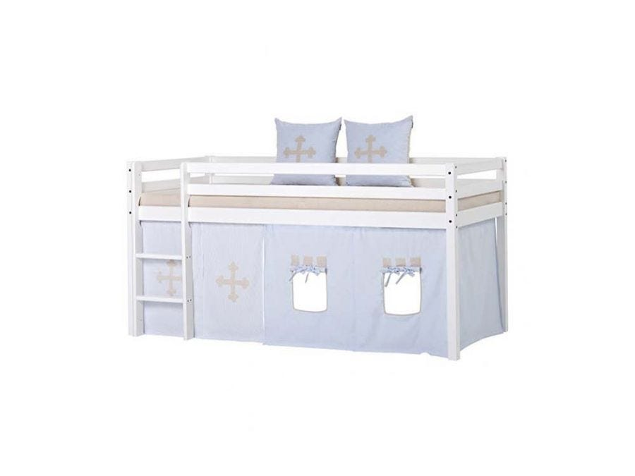 PREMIUM Half High Bed 90x200
