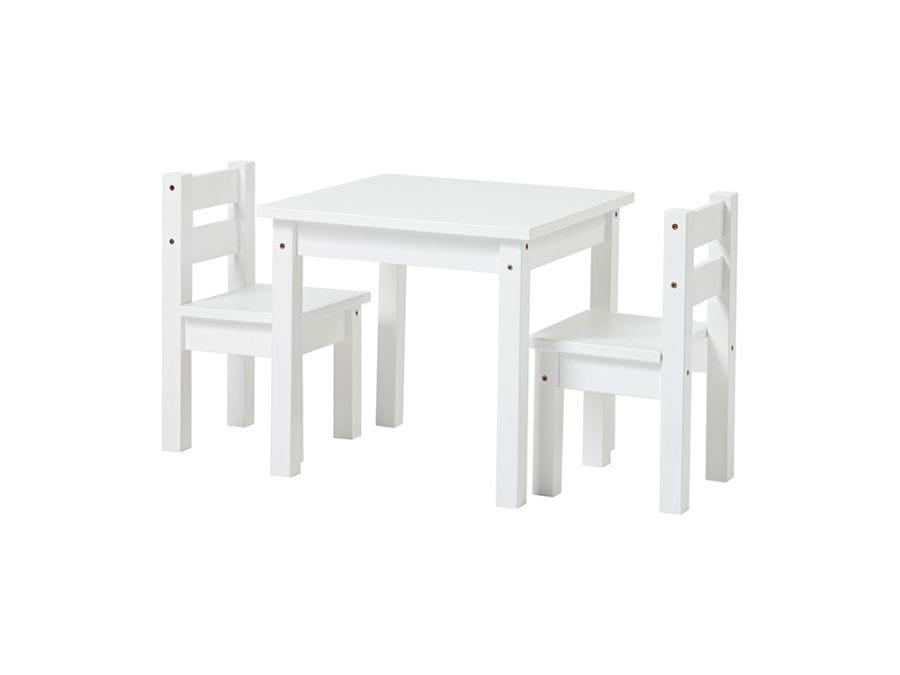 Mads Children Table, White
