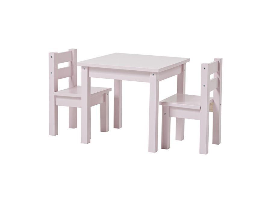 Luna Table, Pink
