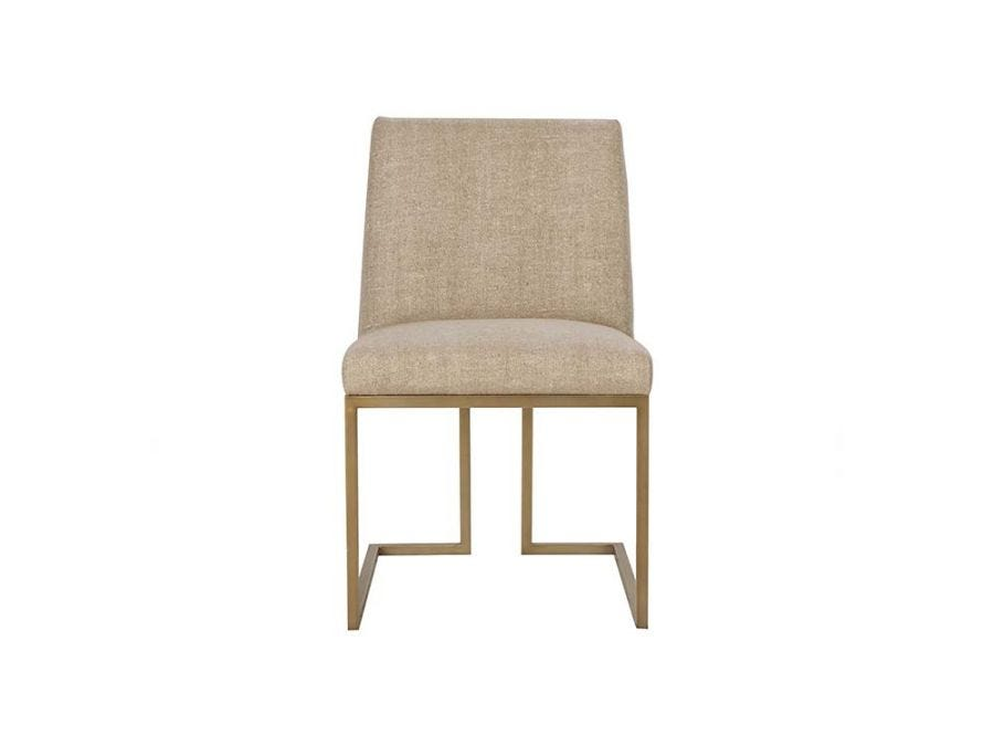 Ashton Side Chair -Marley Hemp