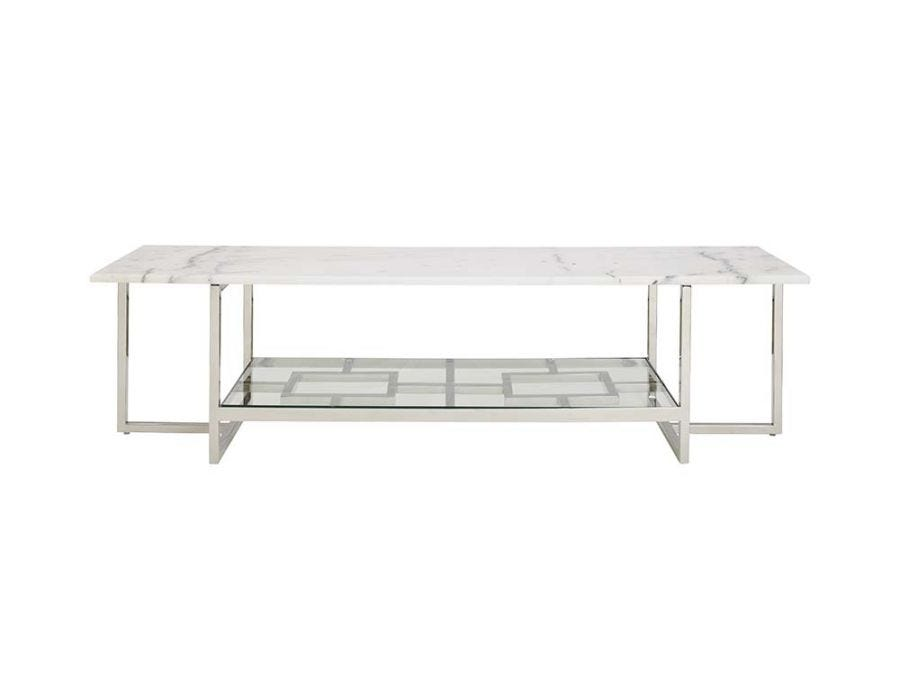 Infinity marble top TV Unit