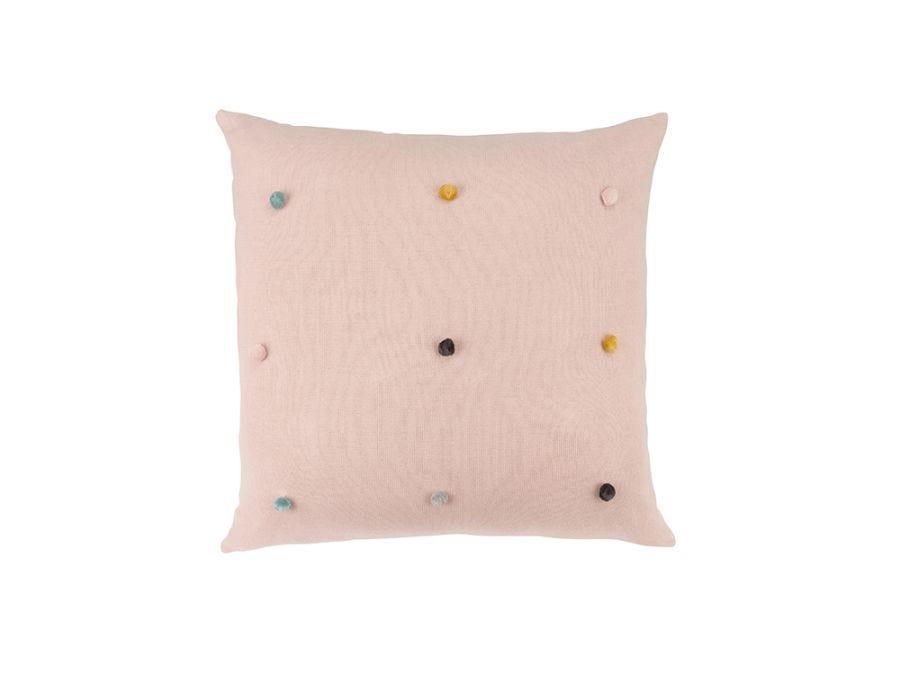 Floor Cushion Pom - Pink