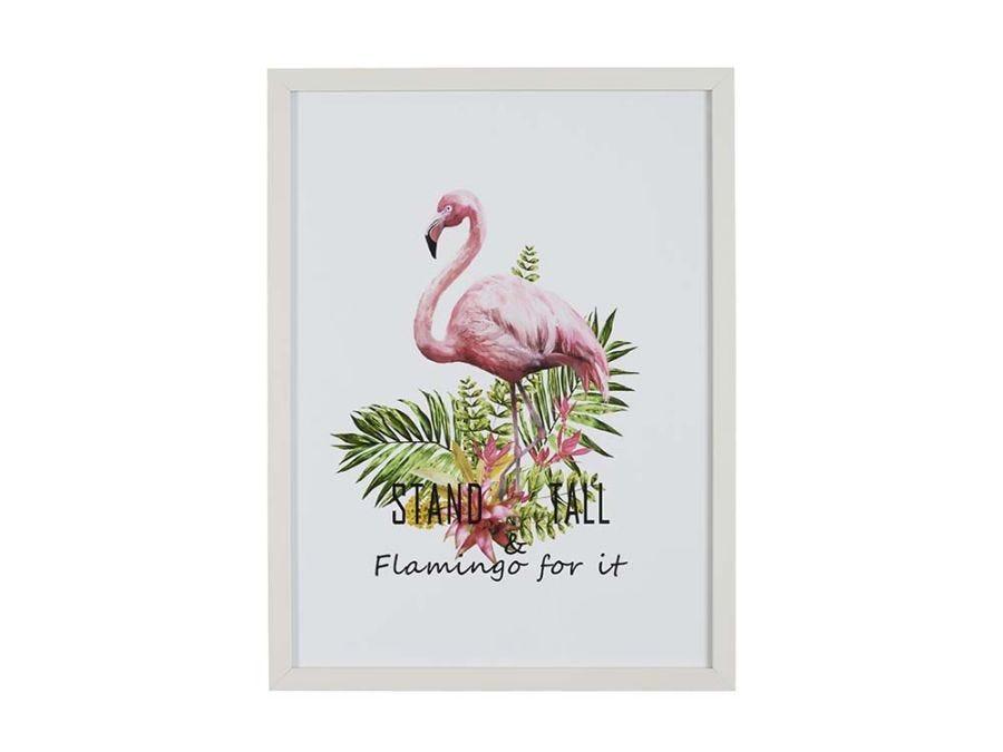 Flamingo For It Art work