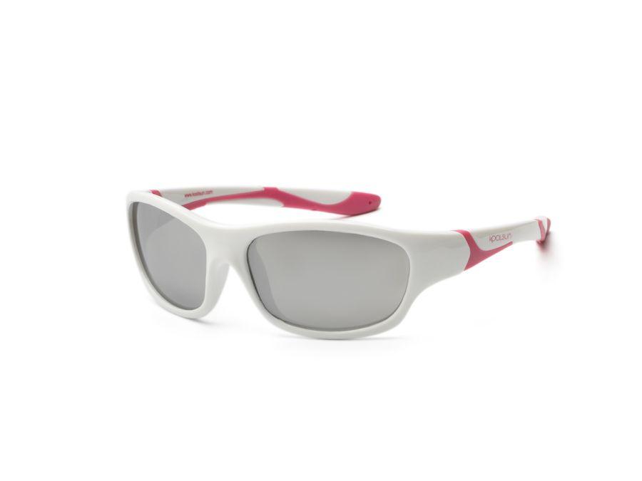 Kids Sunglasses-White.Cabar 6+