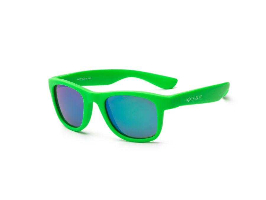 Kids Sunglasses-Neon Green 3+