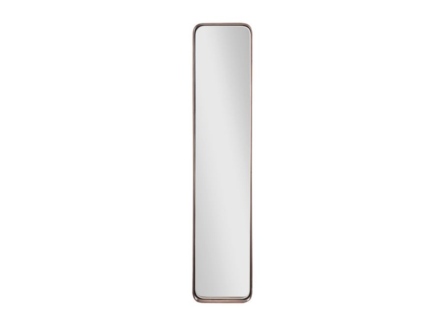 Tyra Mirror Copper Finish Med