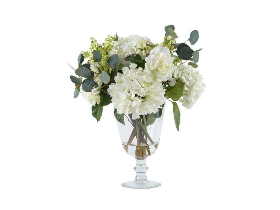 Roses & Hydrangeas Arrangement