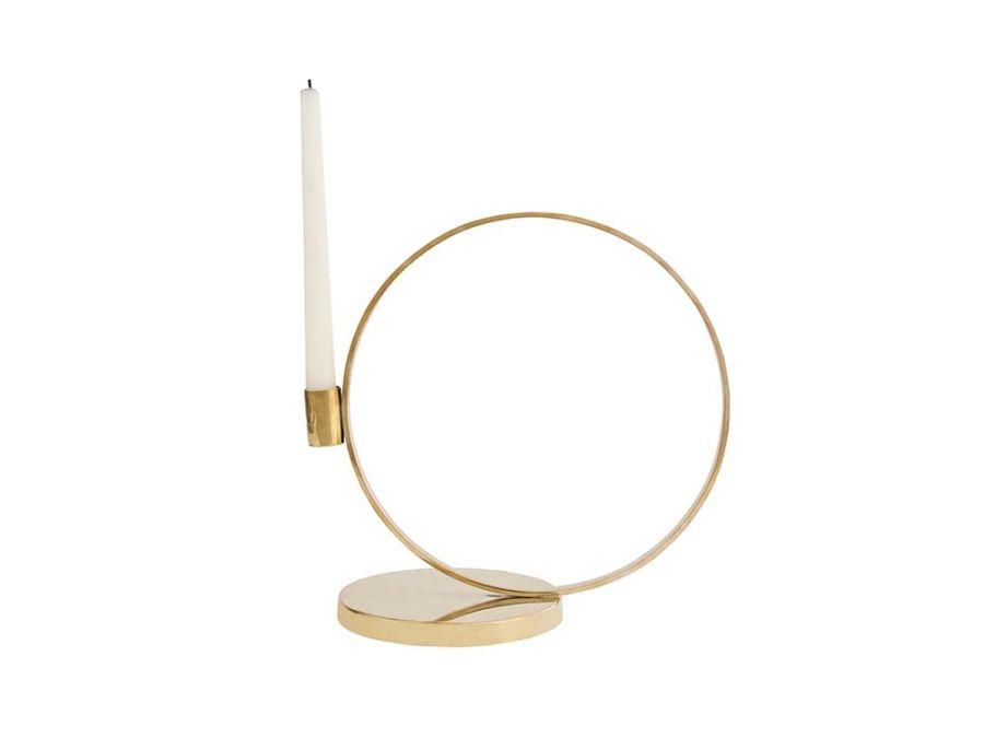 Circle Candle Holder Large
