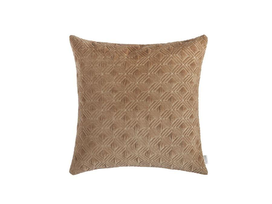 Velva Cushion Cover Taupe L