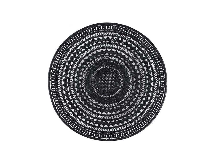 Vallery Bamboo Round Platter