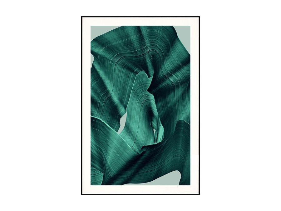 Sleek CurvesArt Print I