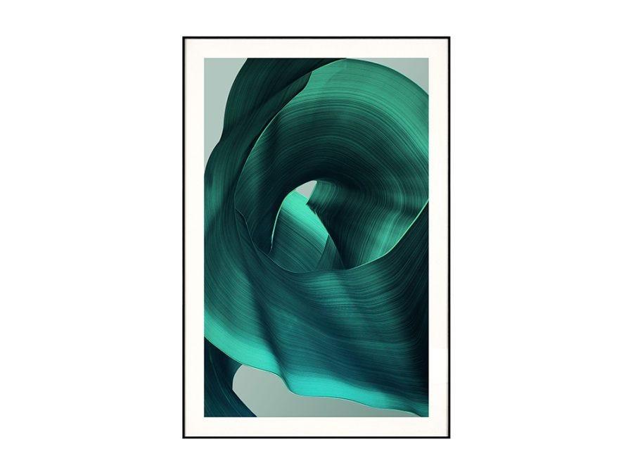 Sleek CurvesArt Print II