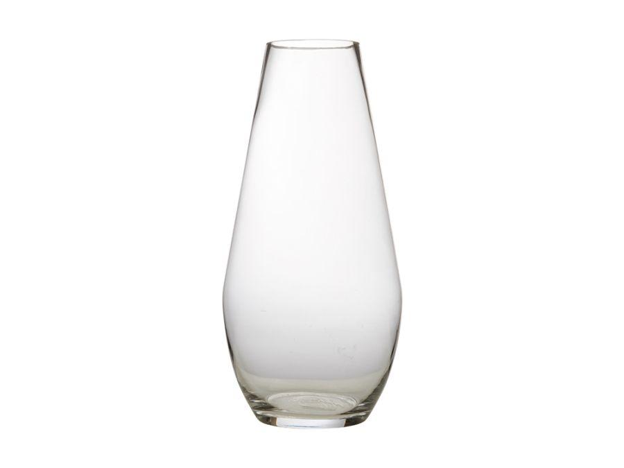 Diamante Teardrop Vase 35cm
