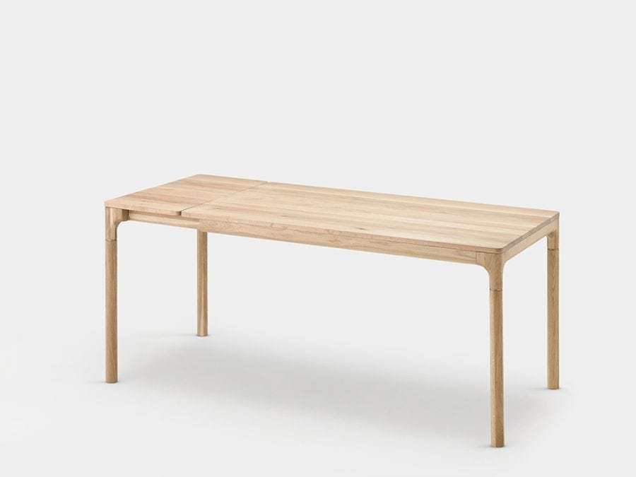 The Extentable Dining Table