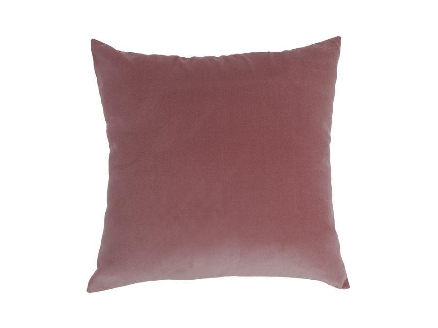 Plum Velvet Cushion Cover, 50x50cm