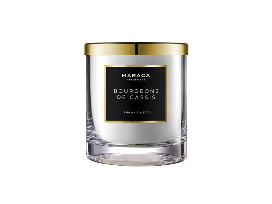Bourgeons De Cassis Candle, 500g