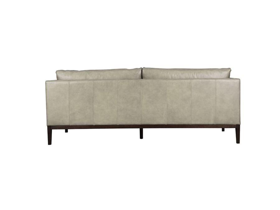 Vancouver 3 Seat Sofa, Cortina Dove Leather
